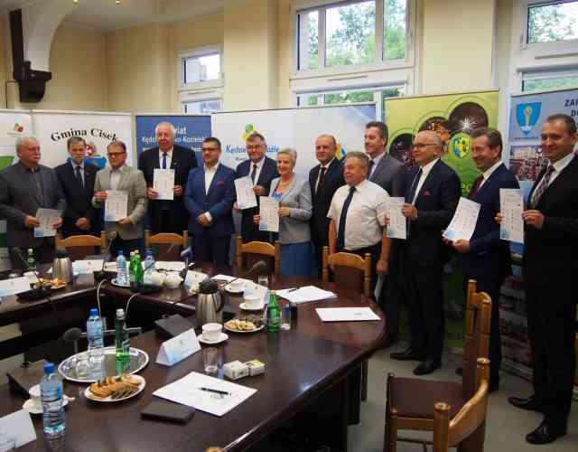 Projekt: Poprawa jakości powietrza w Subregionie Kędzierzyńsko - Strzeleckim, etap I