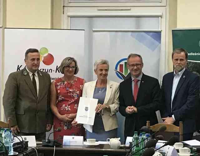 Partnerstwo na rzecz ochrony różnorodności biologicznej gminy Kędzierzyn-Koźle, Gminy Ujazd i Nadleśnictwa Kędzierzyn – etap II